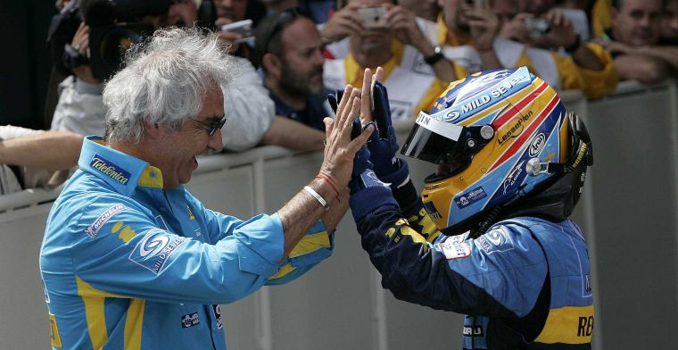 A return to the old times at Renault? A spaniard and an Italian lead the F1 team