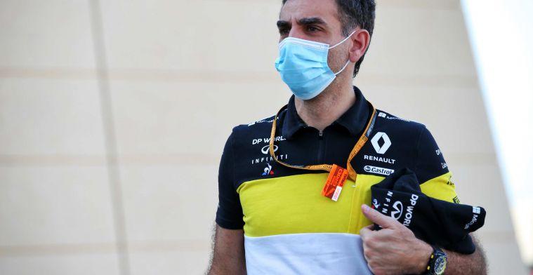 Management changes at Renault: Abiteboul struggling to follow upward trend