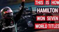 Image: Happy birthday Lewis Hamilton! 7 UNFORGETTABLE moments from Hamilton's 7 titles