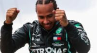 Image: F1 Social Stint | Mercedes celebrates Hamilton's birthday in a beautiful way