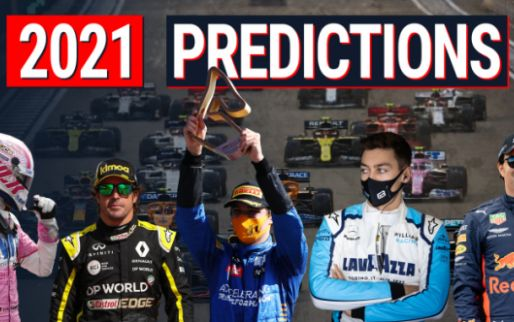 Wat gebeurt er in 2021? Onze voorspellingen voor het F1-seizoen