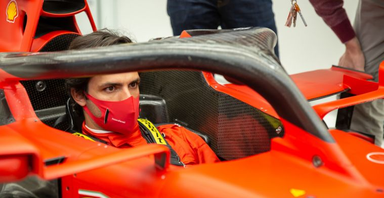 Ferrari plans extra test for Sainz: 'We want to drive in January'