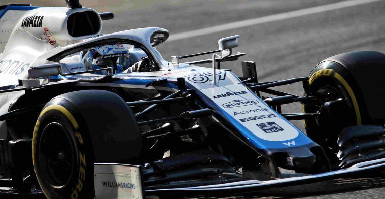'Williams bespaart veel geld dankzij Mercedes-deal en investeert in aerodynamica'
