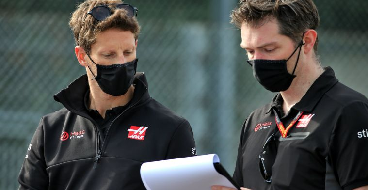 Former racing engineer of Grosjean: 'He could have done much better'