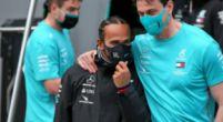 Afbeelding: Wolff sluit vertrek Hamilton niet uit: 'Daar moeten we klaar voor zijn'