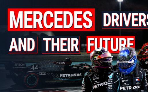 VIDEO | Wat heeft de toekomst in petto voor de coureurs van Mercedes?
