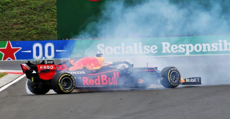 Uitvalbeurten Red Bull Racing tonen aan dat keuze voor Honda begrijpelijk was