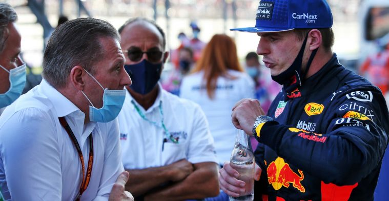 Jos Verstappen sees opportunities: 'These changes are significant'