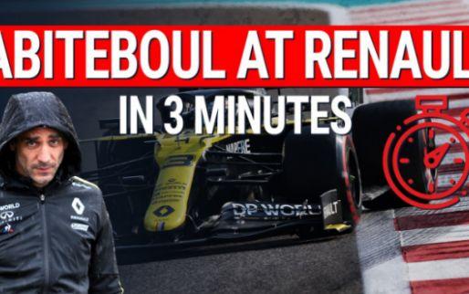 Recap Abitebouls Renault-reis in minder dan 3 minuten