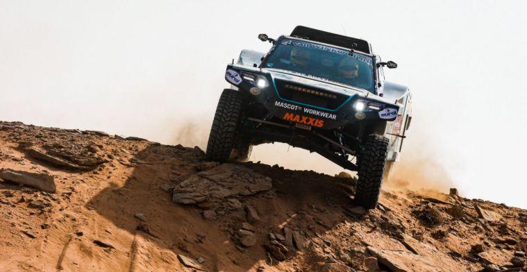 Uitslag negende etappe Dakar Rally   Koolen knap op P8