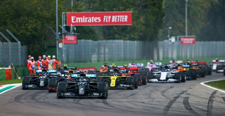 Imola seeks permanent place on F1 calendar