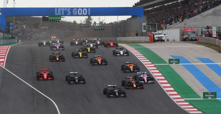 New F1 calendar seems to reveal TBC race: Portimão must also now return