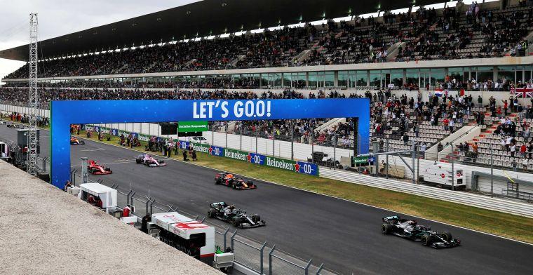 Auto Motor und Sport report Portimao soon to be confirmed