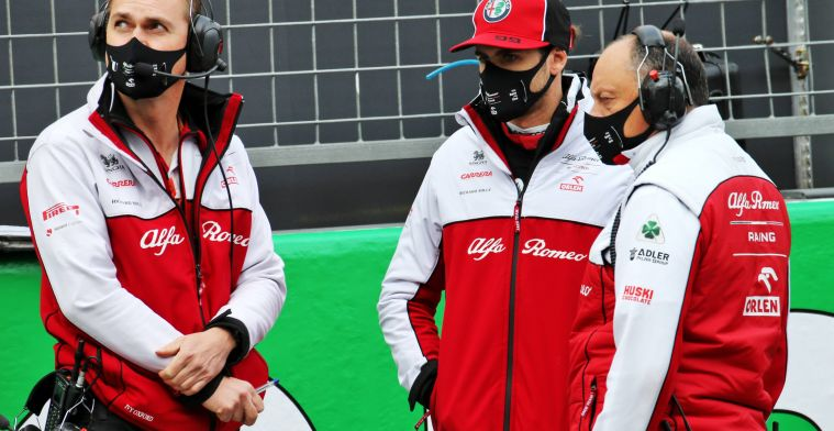 Giovinazzi regains confidence: 'He's making progress in every area'
