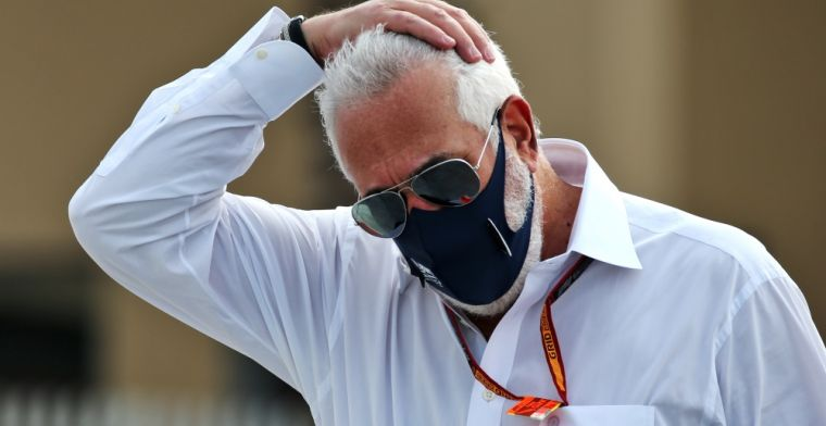 Lawrence Stroll: Whether I think we can beat Mercedes?