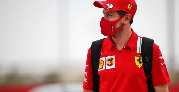 Vettel: Am I worried about short testing time? No, I am not.