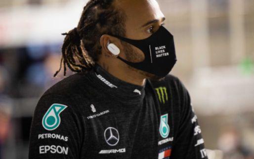 Wil Hamilton de komst van Russell blokkeren bij Mercedes met nieuw contract?