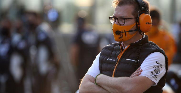 This is how Seidl got McLaren on track, Sainz and Norris explain