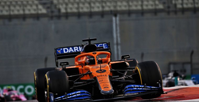 McLaren reportedly voted against updated 2021 calendar