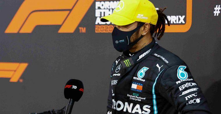 'Hamilton en Mercedes boeken progressie, maar einde van saga niet in zicht'