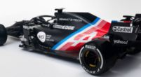 Image: Alpine F1 Team shows off new livery, French flag returns