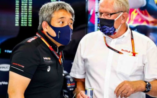 Red Bull wants engine freeze: 'Logical that it doesn't make sense for Ferrari'