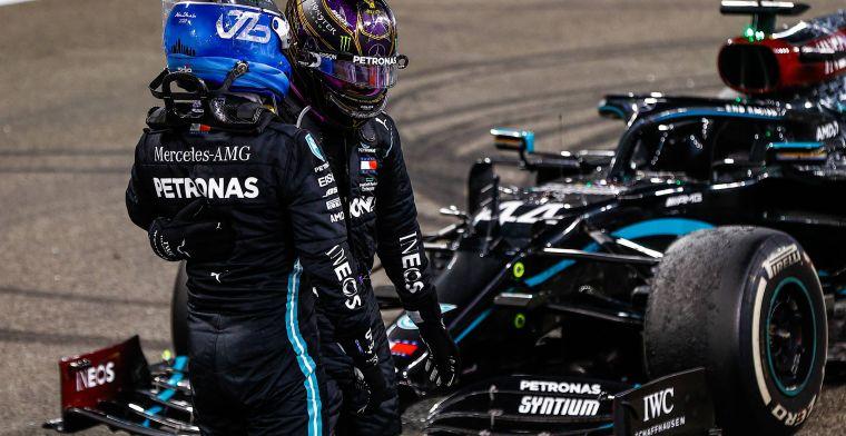 Bottas weigert 'Rosberg-trucjes' te gebruiken: 'Wil op een eerlijke manier racen'