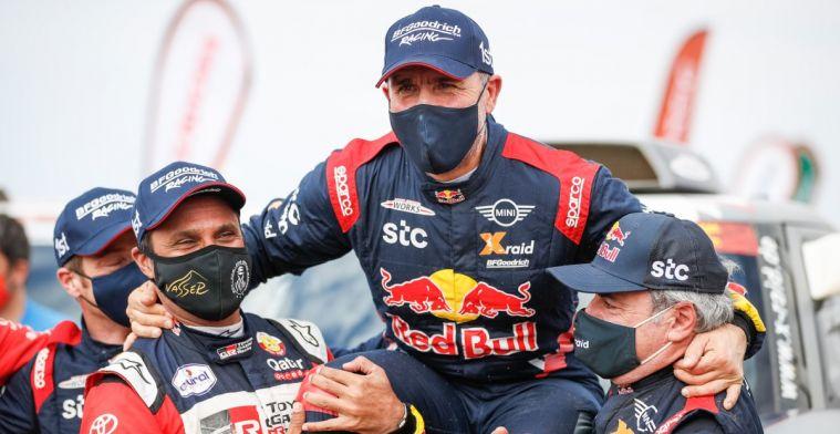 Einduitslag Dakar Rally 2021: Peterhansel verbetert record, Coronel houdt eer hoog