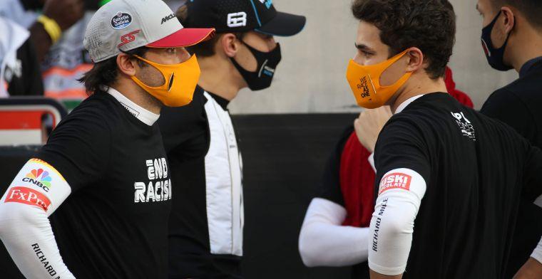 'Bromance' bij McLaren niet altijd de waarheid: 'Vaak een hekel aan elkaar gehad'