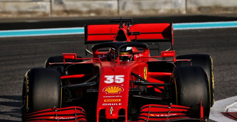 Not the Mercedes way: This is what the Ferrari engine will do differently in 2021