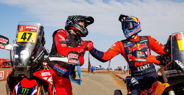 Uitslag twaalfde etappe Dakar Rally 2021: Beste Nederlander eindigt op P6