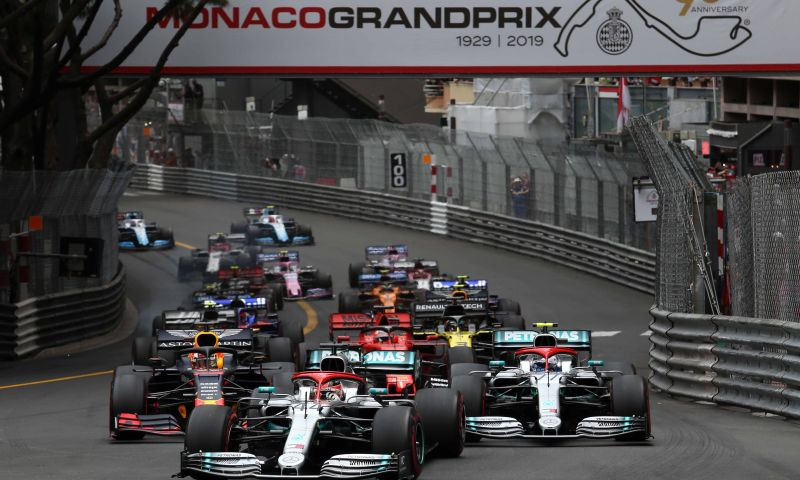 Afbeelding: 'No races in Monaco, Azerbaijan and Canada, these are the replacements'