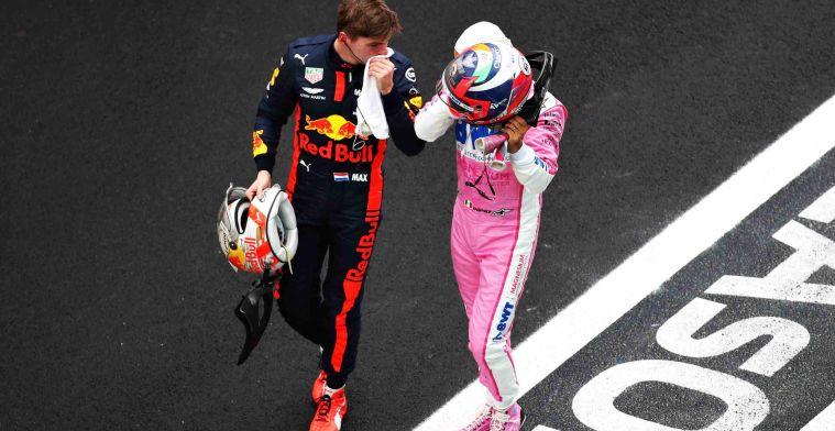 Jordan over Perez: 'Maar niemand is toch ook zo snel als Verstappen?'