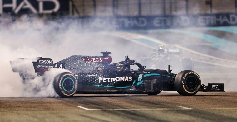 Mercedes opnieuw de betrouwbaarste auto, Red Bull en Honda zakken af