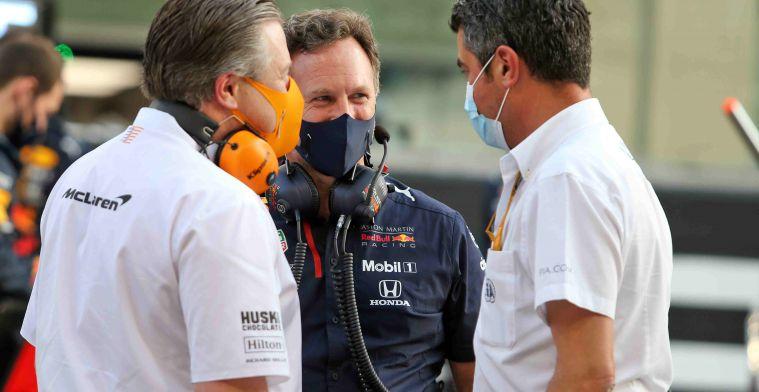McLaren wil Red Bull aanvallen: Zou zeggen dat we op schema liggen