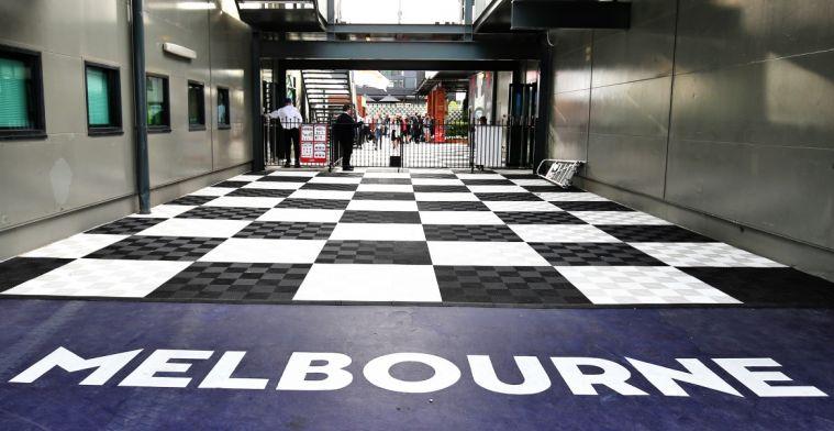 Chaos ahead of Australian Open: 'Formula 1 made smart choice'