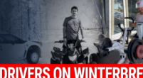 Image: VIDEO   What are the drivers up to on their holidays?