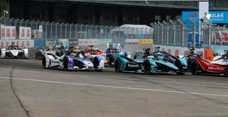 Third F1 team shows interest in Formula E: 'Is because of low costs'