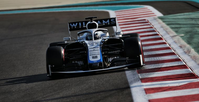 Williams-CEO: Can't get less than zero points, it can only get better