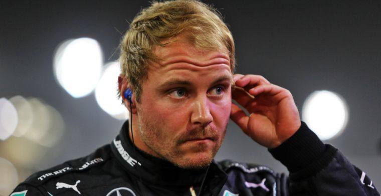 Bottas has a rally-adventure again. 'Driving in Formula 1 is more precise'