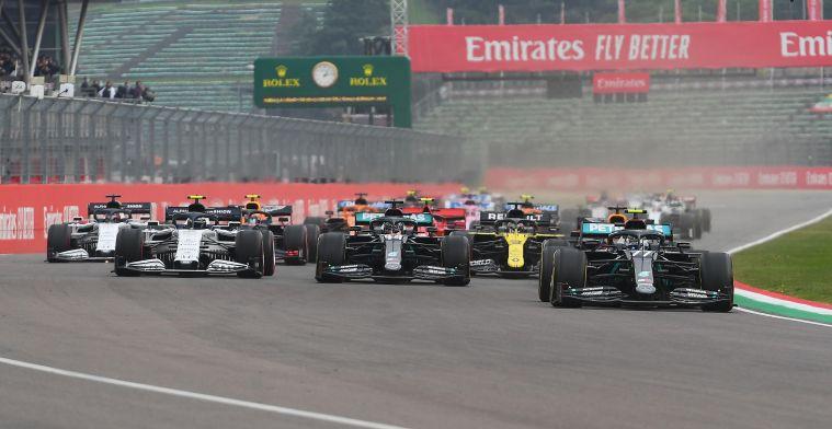 Minardi enthousiast over terugkeer Imola: 'We zijn klaar voor langer F1-verblijf'