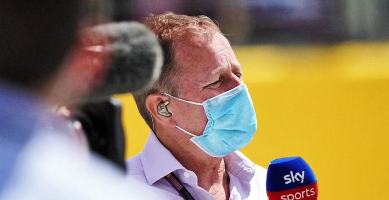 Martin Brundle confident about the future of F1