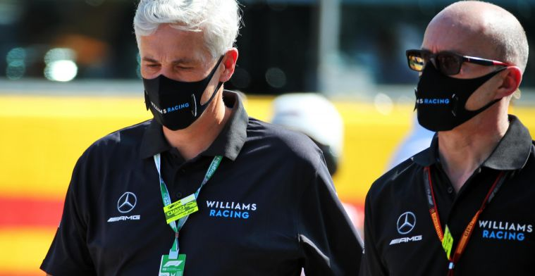 New Williams team boss wants to keep 'family feeling' in the team