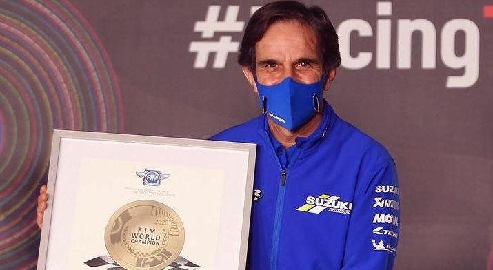 OFFICIAL: Davide Brivio finally makes the switch to Alpine