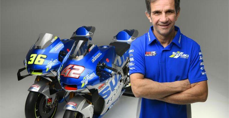 Davide Brivio: Garantie voor titels in de MotoGP nu op weg naar Alpine
