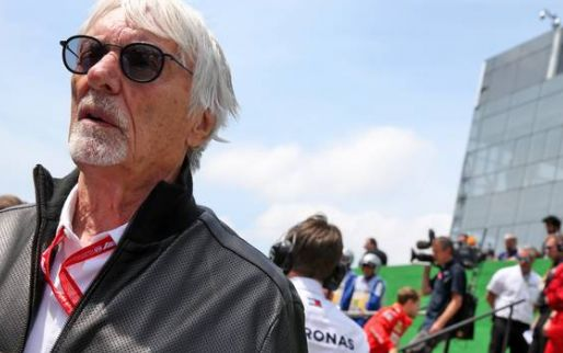 Ecclestone lashes out at Hamilton again: