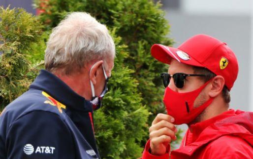 Marko: 'Toen we moesten handelen, was Vettel niet meer beschikbaar'