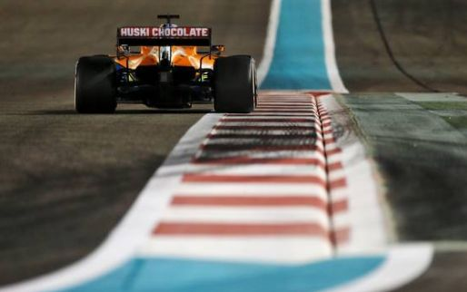 McLaren reveal small part of 2021 car!