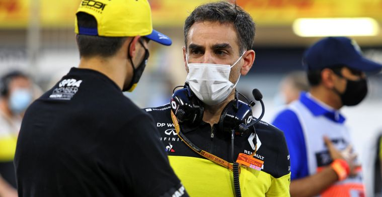 'These two reasons were behind Abiteboul's departure from Alpine'