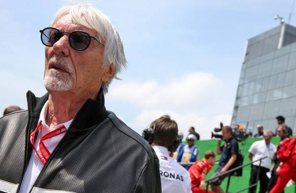 Ecclestone lashes out at Hamilton again: It's all just a show